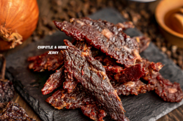Chipotle & Honey Whole Muscle Jerky