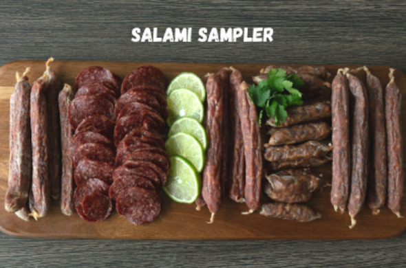 Salami Sampler Board