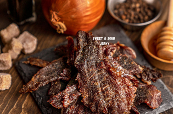 Sweet & Sour Whole Muscle Jerky