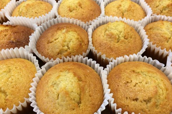 Lowfat Corn Muffin