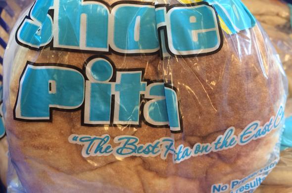 Shore Pita - Whole Wheat